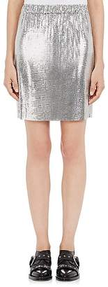 Paco Rabanne Women's Metal Mesh Skirt