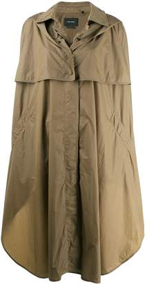 Isabel Marant Impermeable Coleen trench coat