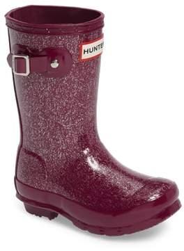 Hunter 'Original Glitter' Rain Boot