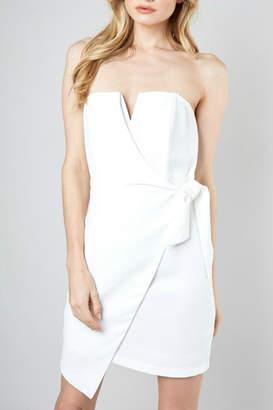 Pretty Little Things Side Tie Dress