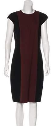 Akris Punto Jersey Midi Dress