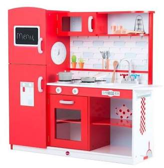 Plum NEW Terrace Play Kitchen, Red Apple