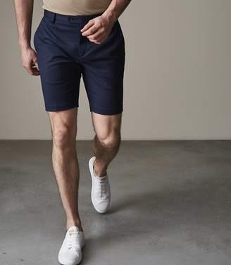 Reiss Poker Pin Dot Tailored Shorts