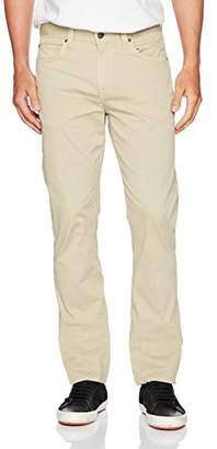 Agave Men's Trestles Cord Classic Fit Straight Leg Zip Fly 5 Pocket