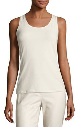 NIC+ZOE Perfect Scoop-Neck Tank $28 thestylecure.com