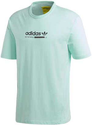 adidas Men's Originals Kaval Logo-Graphic T-Shirt