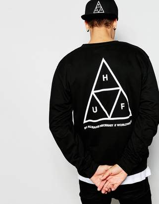 HUF Triple Triangle Sweatshirt