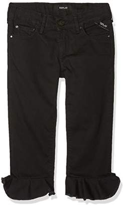 Replay Girl's SG9295.050.8005288 Trousers,116 cm (6 Years)
