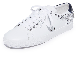 Ash Dazed Studded Sneakers $180 thestylecure.com