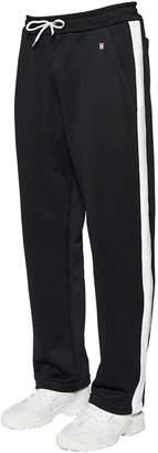 Ami Alexandre Mattiussi Logo Detail Cotton Blend Sweatpants