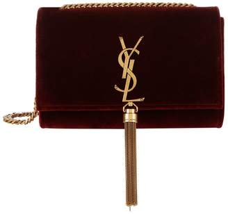 Saint Laurent Small Kate Monogram Shoulder Bag