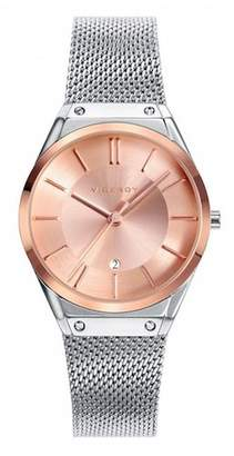 Viceroy Women's Analogue Quartz Watch with Stainless Steel Bracelet – 42234-97