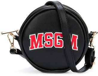 MSGM logo crossbody bag