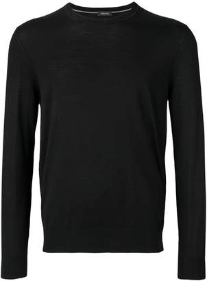Ermenegildo Zegna plain jumper