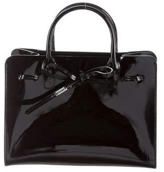 Mansur Gavriel Patent Sun Bag
