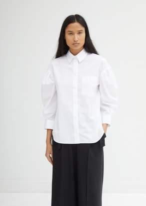 Simone Rocha Drop Sleeve Shirt