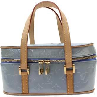 Louis Vuitton Patent leather satchel