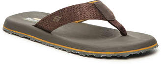 Skechers Relaxed Fit Tantric Ravel Flip Flop - Men's