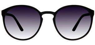 Le Specs Swizzle Black Sunglasses
