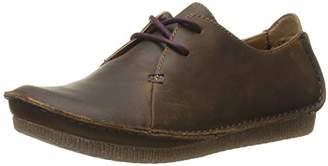 Clarks Women's Janey Mae Comfort Casual