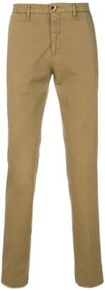 Lardini slim-fit chinos