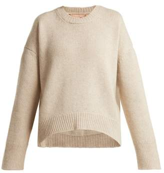 Brock Collection Oste Cashmere Sweater - Womens - Beige