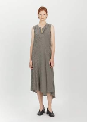 Acne Studios Deala Check Dress