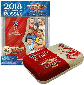 Panini FIFA World Cup Football Russia 2018 Trading Card Pocket /Starter Pack
