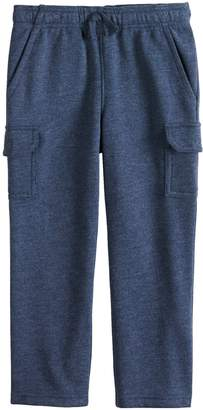 Toddler Boy Jumping Beans Softest Fleece Cargo Pants