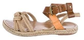 Etoile Isabel Marant Rope Espadrille Sandals