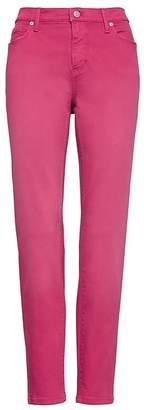 Banana Republic Skinny Color Wash Ankle Jean