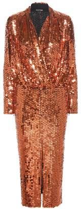 Tom Ford Sequin-embellished dress