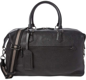 Polo Ralph Lauren Men Pebbled Duffel Bag
