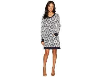Hatley Jacquard Terry Dress Women's Dress