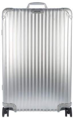 """Rimowa Topas Titanium 26"""" Multiwheel Suitcase"""