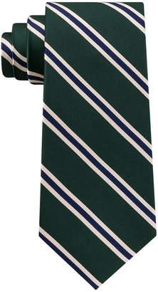 Club Room Men's Club Stripe Silk Tie