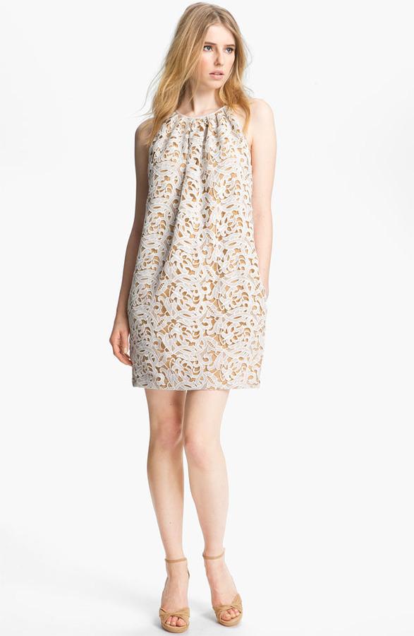 Jay Godfrey 'Lowell' Lace Shift Dress