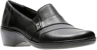 Clarks Collection By May Marigold Leather Slip-On Shoes