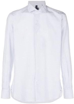 Orian slim-fit button shirt