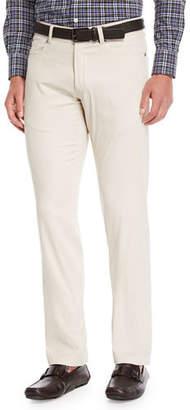 Peter Millar Men's Perfect Poplin 5-Pocket Pants