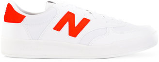 New Balance classic lace-up sneakers $79.81 thestylecure.com