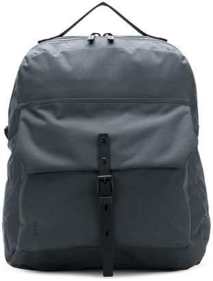 Ally Capellino buckle pocket backpack