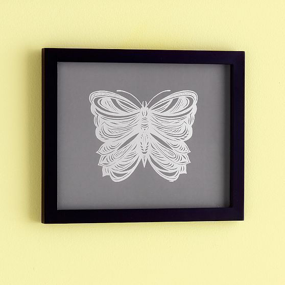 PATCH NYC Framed Wall Art, Butterfly