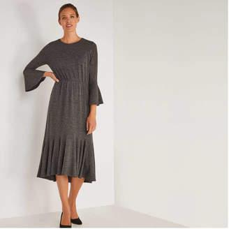 Joe Fresh Women's Ruffle Maxi Dress