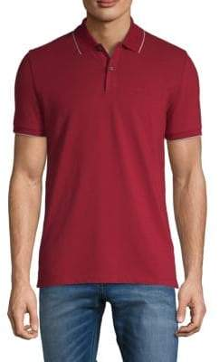 HUGO BOSS Parlay Cotton Polo