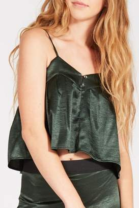 Knot Sisters Jewels Emerald Top