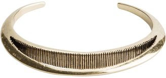 Jenny Bird Crescent Moon Cuff $84.95 thestylecure.com