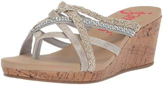 Jellypop Women's Cruise Wedge Sandal