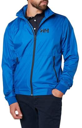 Helly Hansen CREW REGULAR FIT WINDBREAKER JACKET