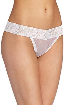 Maidenform Women's All Lace Thong Panty
